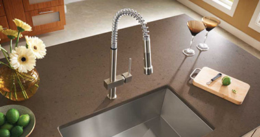 <p>Carstin Brands is a supplier of countertops and complementing products for kitchens and bathrooms. Nearly seamless with a similar appearance to natural stone and quartz, your imagination is the limit to solid surface design capabilities.</p>